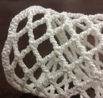G3 Small Diamond Lacrosse Mesh