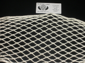 12 Diamond HT Nylon Goalie Soft Mesh